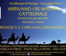 2018 Magi in Cattedrale