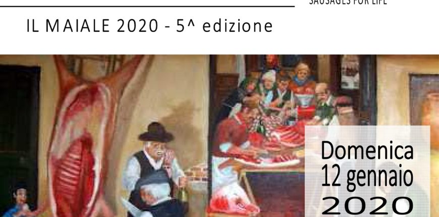2020 Spexo il maiale