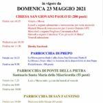 2021.05.23 orari Messe